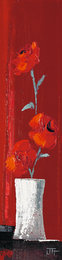Czerwony bukiet