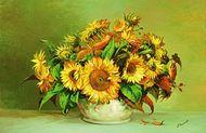 Słoneczniki II