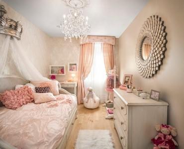 romantyczny pokój