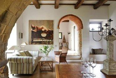 mieszkanie w stylu włoskim