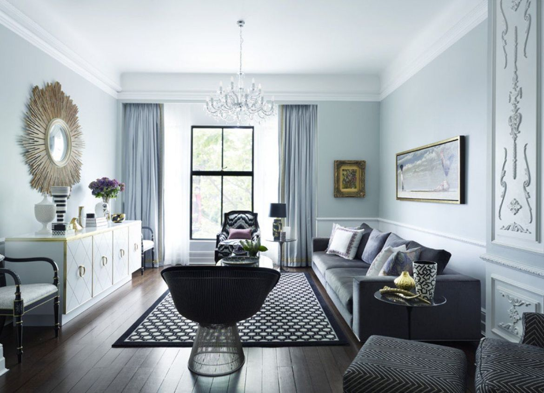 awangardowe wnętrze mieszkania