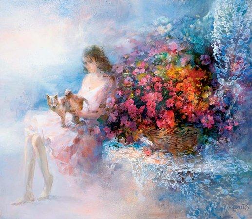 Encantadoras Pinturas de Willem Haenraets