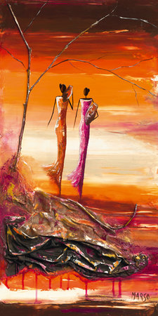 tableau africain marso