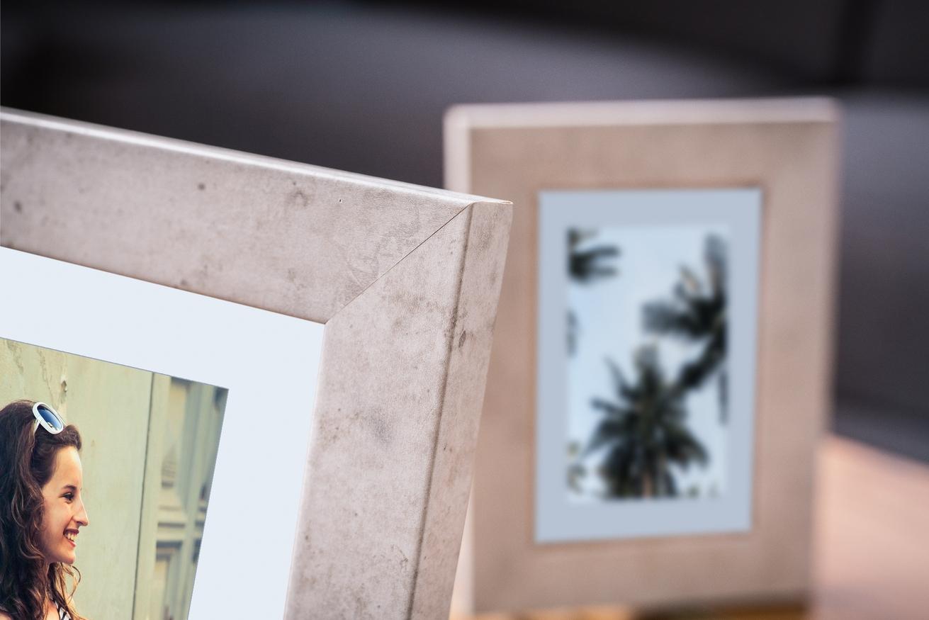 Ramka na zdjęcia i obrazy szara gołębia Yellowstone AC