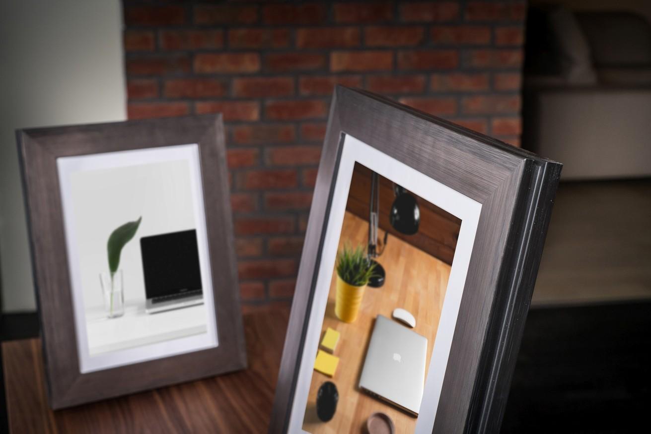 Rama do obrazów i zdjęć brązowa z refleksami Marbella AB