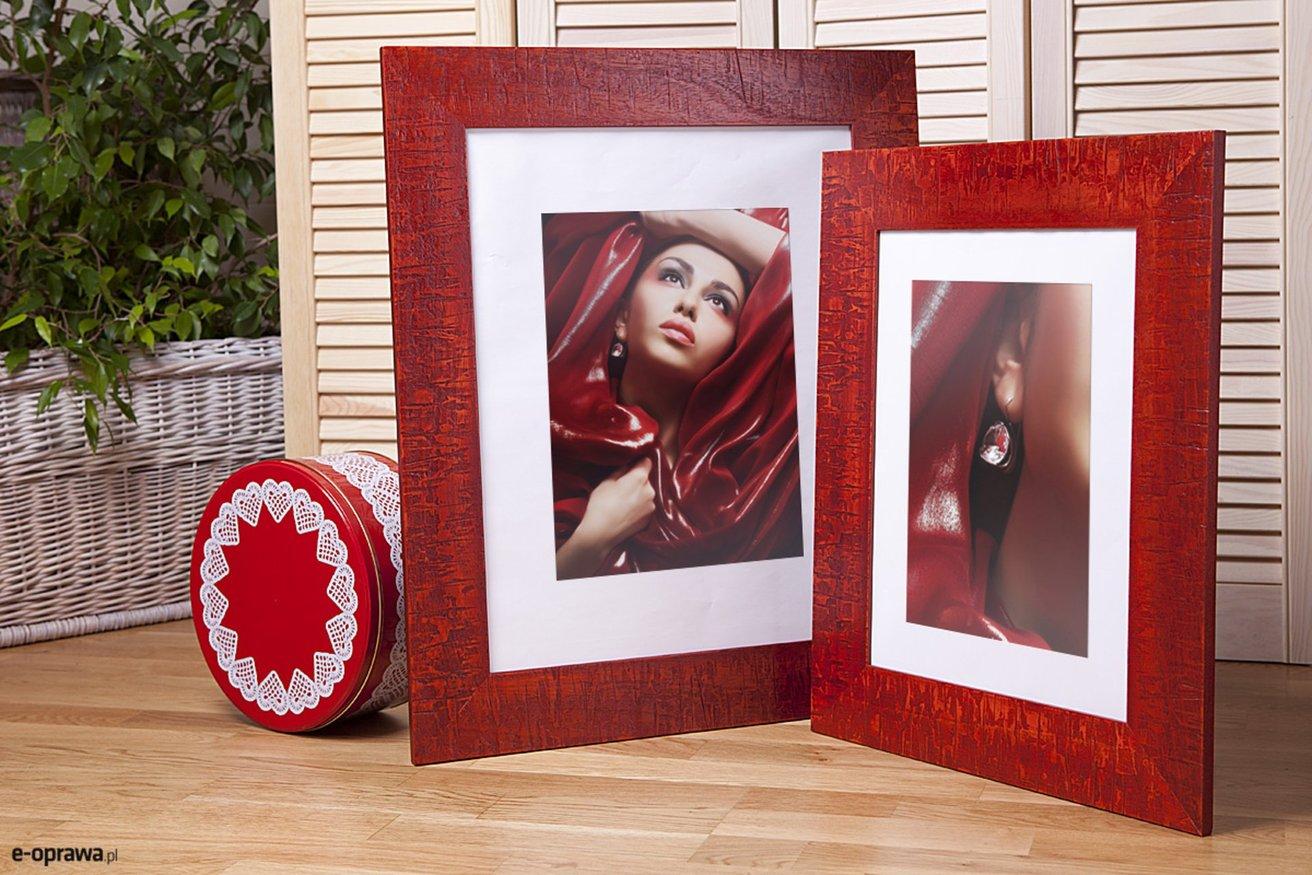 Rama do obrazów i zdjęć ceglasta Hawana WB