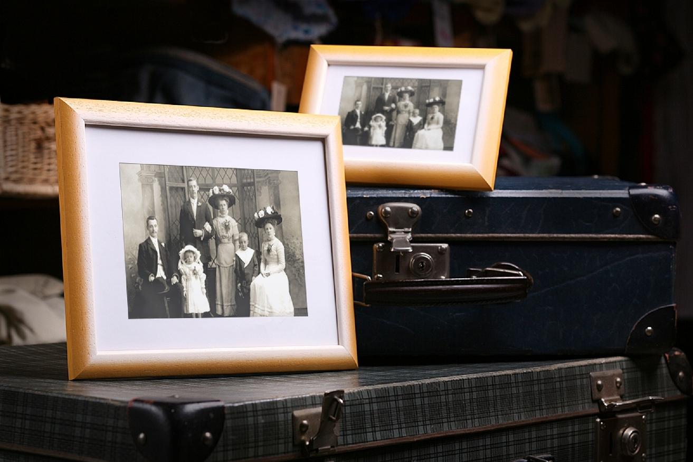 Rama do obrazów i zdjęć żółtobiała  Malibu BG