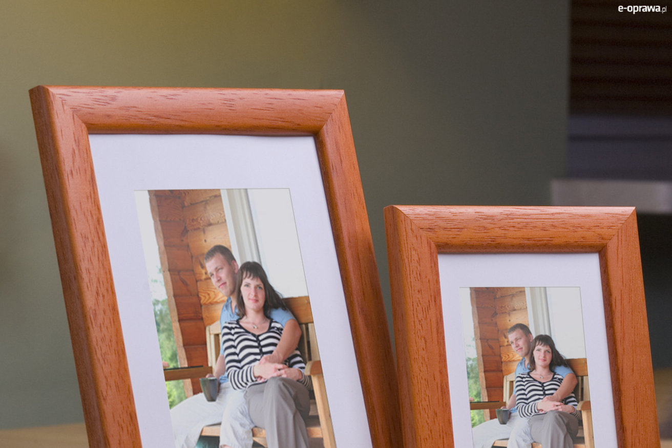 Rama do obrazów i zdjęć złotoruda Malibu DE