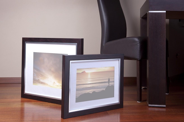 Rama do obrazów i zdjęć ciemnofioletowa Katania AA