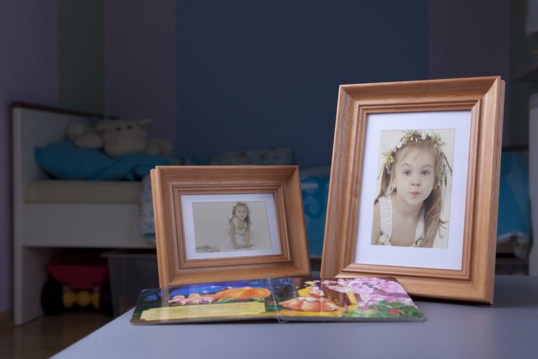 Rama do obrazów i zdjęć podwójnie zagłębiona Sara AB