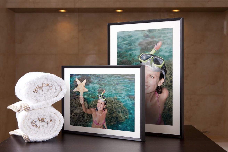 Rama do obrazów i zdjęć aluminiowa prosta ALU 217-021