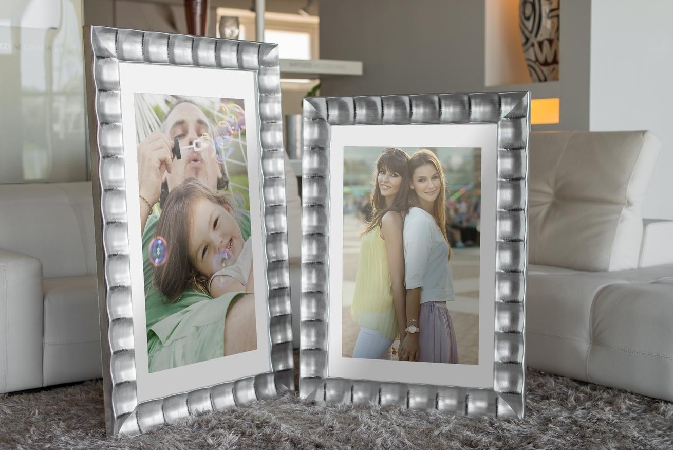 Rama do obrazów i zdjęć z wgłębionymi kwadratami Susan AA