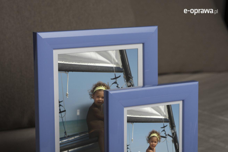 Rama do obrazów i zdjęć chabrowa Todi AG