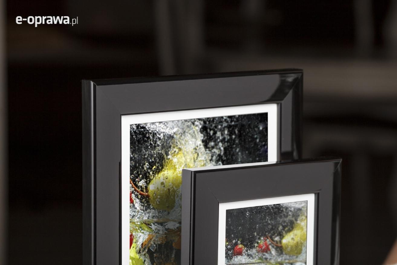 Rama do obrazów i zdjęć smolista połyskowa Todi AC