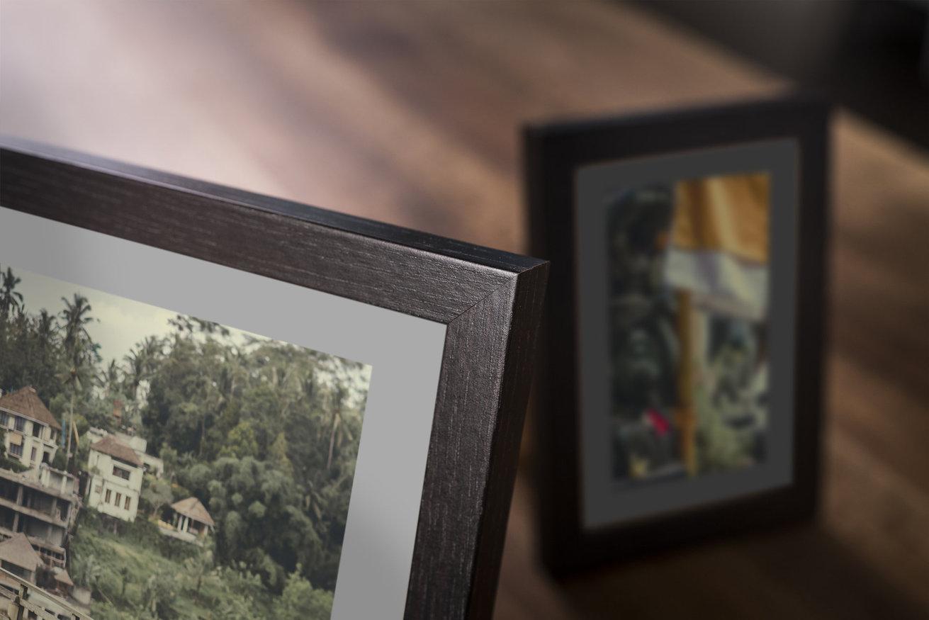 Rama do obrazów i zdjęć głębokie wenge Oslo BG