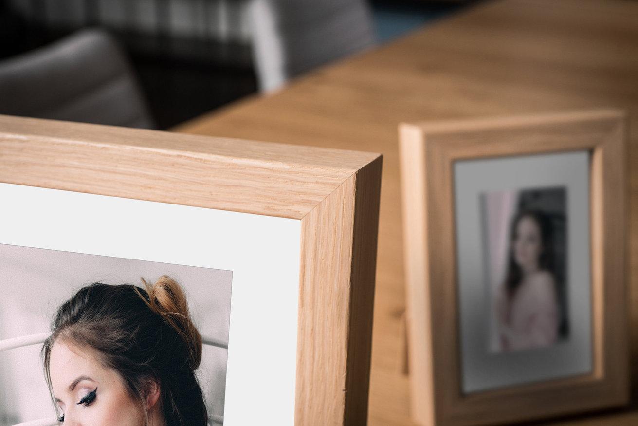 Rama do obrazów i zdjęć drewno bukowe Idylla AB