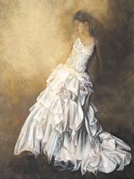 Panna w bieli