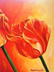 Tulips in summer II