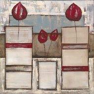 Tulipany abstrakcyjnie III