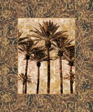 Palmowy kolaż I