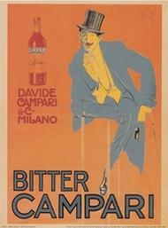 Bitter Campari 1921