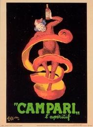 Campari l'aperitif 1921