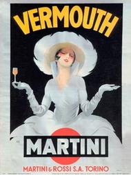 Vermouth Martini 1918