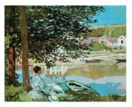 La Seîne à Bannecourt, 1868