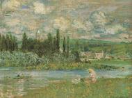 Vétheuil sur Seine,1880