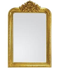 Lustro awangardowe złote Laguna 20A