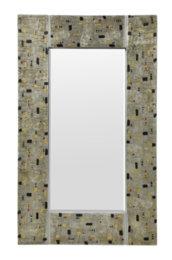 Lustro w ramie z motywami Klimta TZ55-2