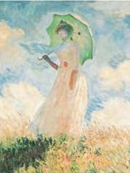 Kobieta z parasolem III