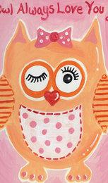 OWL ORANGE I