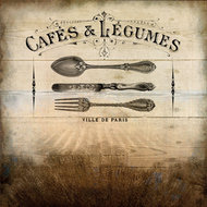 CAFES AND LEGUMES