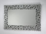 Lustro z kryształkami Laguna 44