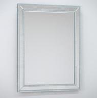 Lustro w kryształkowej ramie Laguna 108