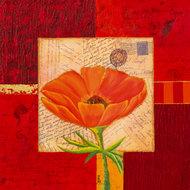 Kwiatowy kwadrat IV