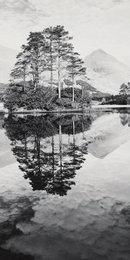 Lochan Urr, Glen Etive, Szkocja