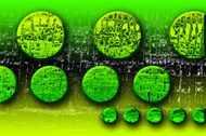 Zielone koła