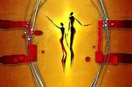 Tańczące kobiety II