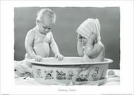 Dzieci w kąpieli