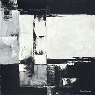 Circles On Black-White I