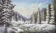 Syberyjska zima