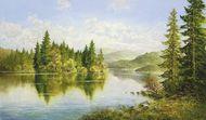 Syberysjskie jezioro