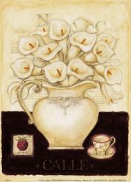 Kwiaty w wazonie I