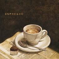 Martwa natura z filiżanką kawy II