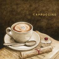 Martwa natura z filiżanką kawy