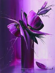 Martwa natura z kwiatami X