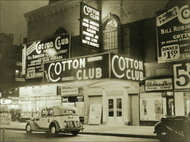 The Cotton Club, 1936