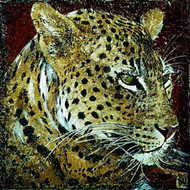 Leoparda Portret